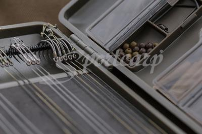 Korda zásobník na návazce RigSafe Combi (KBOX4) - 4