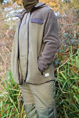 Fortis fleecová termo mikina Elements Fleece - 4
