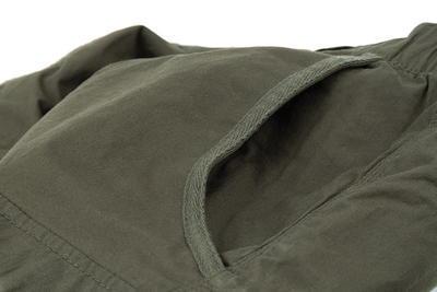 Fox kraťasy Collection Green & Silver Combat Shorts - 4