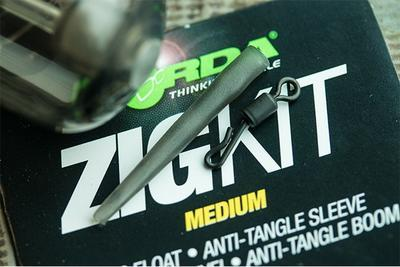 Korda plováky pro lov ve sloupci Zig Kit - 4