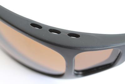 Fortis polarizační brýle Wraps Brown (WR001) - 4