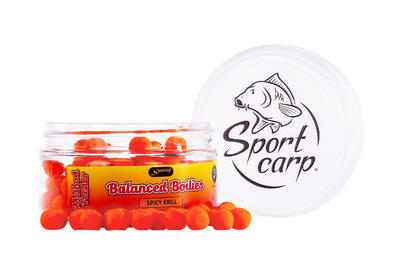 Sportcarp Method Feeder Balanced Boilies 9 mm - 4