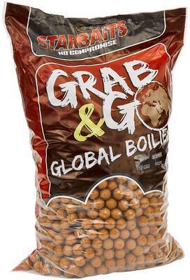 Starbaits boilies Grab & Go 10 kg - 4