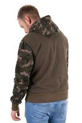 Fox mikina s kapucí Khaki Camo Hoody - 4