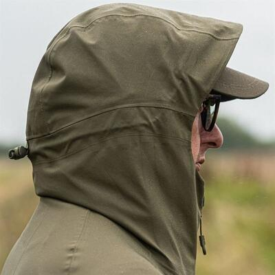 Korda nepromokavá bunda Drykore Jacket Olive - 4