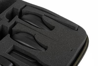 Fox pouzdro na hlásiče Camolite RX+ Case (CLU444) - 4