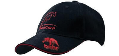 Behr neoprenové prsačky Red Carp (gumová podrážka) - 4
