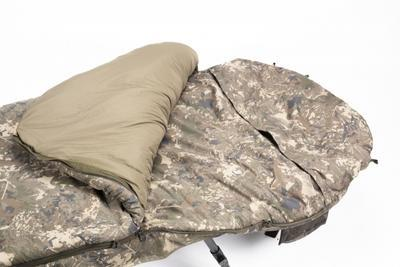 Nash lehátko MF60 Indulgence 5 Season Sleep System - 4