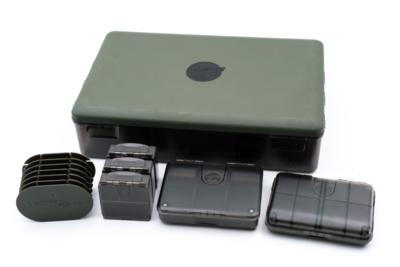 Korda organizér Tackle Box Bundle Deal - 4