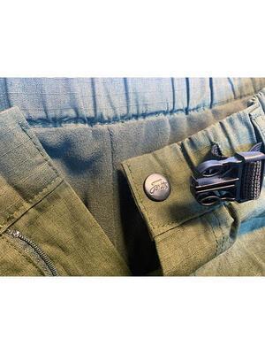 Fortis zateplené kalhoty Trail Pant Lined - 4