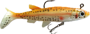 Behr gumové rybky Trendex Minnow - 5