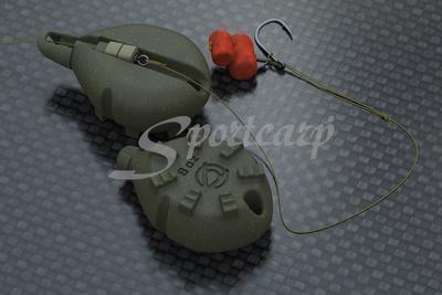 Angletec zátěže Dynamic Grip Lead System - 5