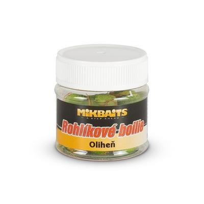 Mikbaits rohlíkové boilie 50 ml - 5