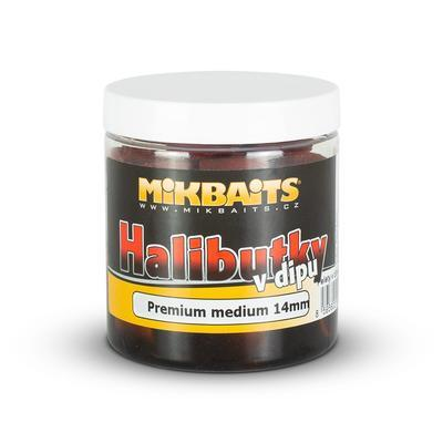 Mikbaits Halibutky v dipu 250 ml - 5