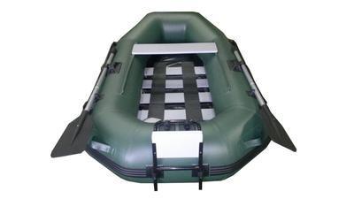 Boat007 nafukovací člun C-200 zelený - 5