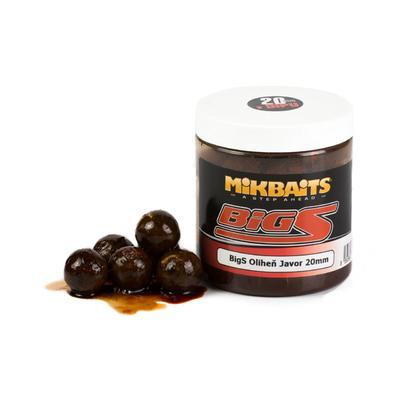 Mikbaits boilie v dipu Legends 250 ml - 5