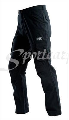 DOC kalhoty černé - 5