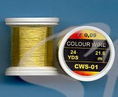 Hends kroužkovací drát CWS 0,09 mm 21 m - 5