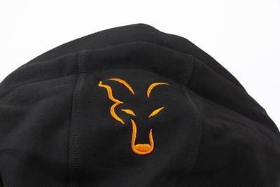 Fox mikina s kapucí Orange & Black Hoodie - 5