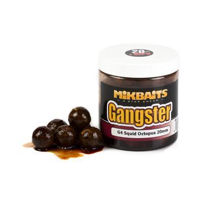 Mikbaits boilie v dipu Gangster 250 ml - 5