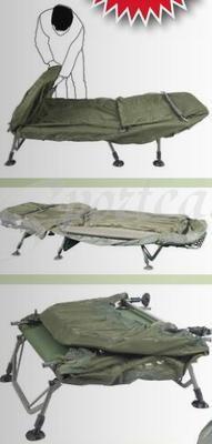 Behr přístřešek na lehátko Bedchair Bivvy (4200107) - 5