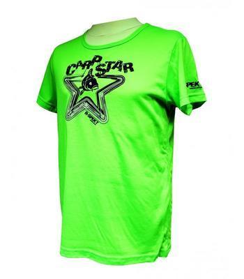 R-Spekt dětské tričko Carp Star fluo green - 5
