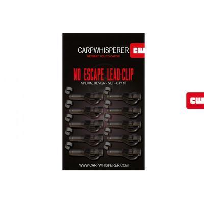 Carp Whisperer závěsky No Escape Lead Clip - 5