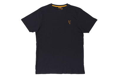 Fox tričko Black & Orange T - Shirt - 5