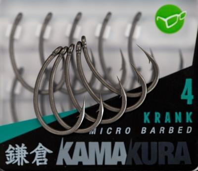 Korda háčky Kamakura Krank Hooks - 5