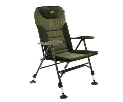 CarpPro rybářské křeslo Carp Chair II (CPH6051) - 5