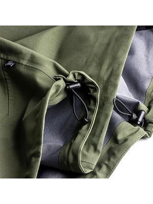 Fortis nepromokavá bunda Marine Jacket Olive - 5