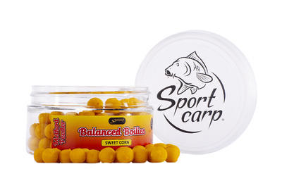 Sportcarp Method Feeder Balanced Boilies 9 mm - 5