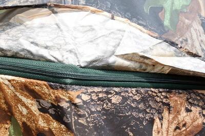 Delphin deštník PVC s prodlouženou bočnicí 250 cm/kamufláž (435001CAM) - 5