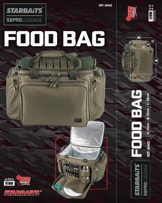 Starbaits jídelní taška Pro Food Bag (26402) - 5