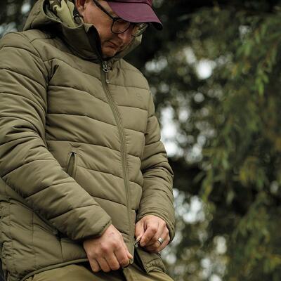 Korda bunda Kore Thermolite Jacket Olive - 5