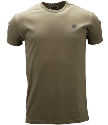 Nash tričko T Shirt Green - 5