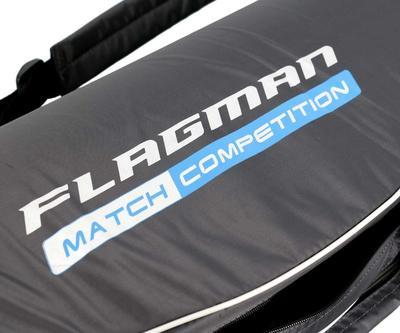 Flagman pouzdro na dva pruty Match Competition Hard Case Double Rod - 5