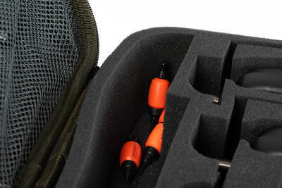 Fox pouzdro na hlásiče Camolite RX+ Case (CLU444) - 5