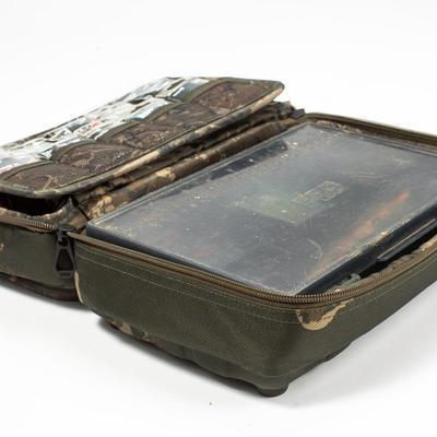 Nash rybářský organizér Subterfuge Workbox (T3617) - 5