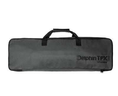 Delphin stojan na pruty TPX3 Silver (101000977) - 5