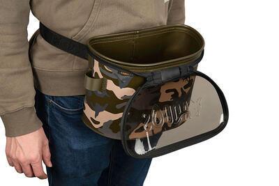 Fox taška na krmení  Aquos Camolite Bait Belt - 5
