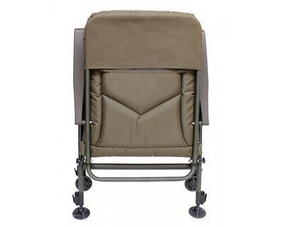 Zfish rybářské křeslo Deluxe Camo Chair (ZF-1792) - 5