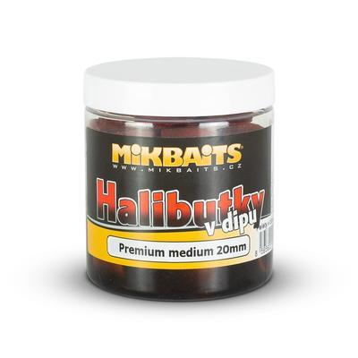 Mikbaits Halibutky v dipu 250 ml - 6
