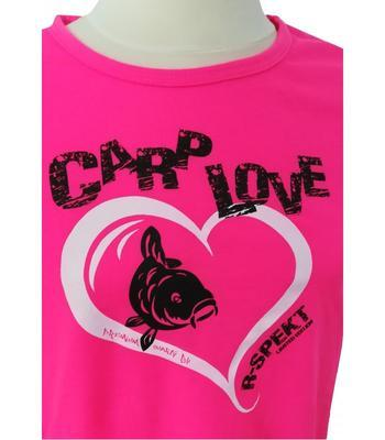 R-Spekt dětské tričko Carp Love fluo pink - 6