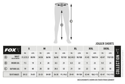 Fox kraťasy Collection Orange & Black Lightweight Shorts - 6