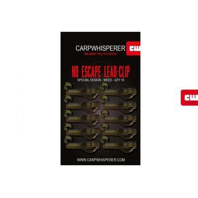 Carp Whisperer závěsky No Escape Lead Clip - 6