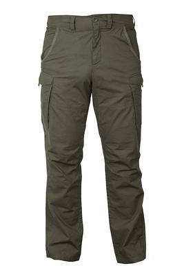 Fox kalhoty Collection Green & Silver Combat Trousers - 6