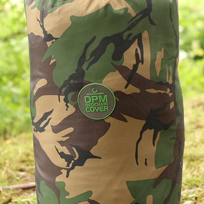 Gardner přehoz Camo/DPM Bedchair Cover and Bag (BCC) - 6