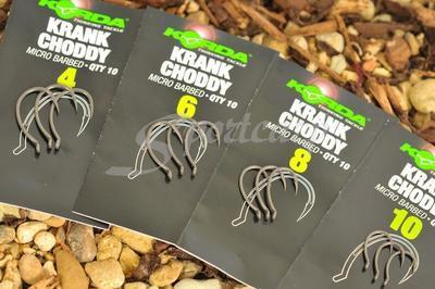 Korda háčky Krank Choddy - 6