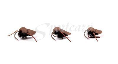 Nash imitace přirozené potravy Zig Bugs Floater Hookbaits (T7818) - 6
